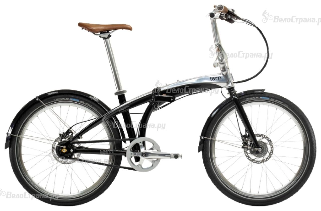 Велосипед Tern Eclipse S11i (2013) велосипед tern eclipse p7i 2013