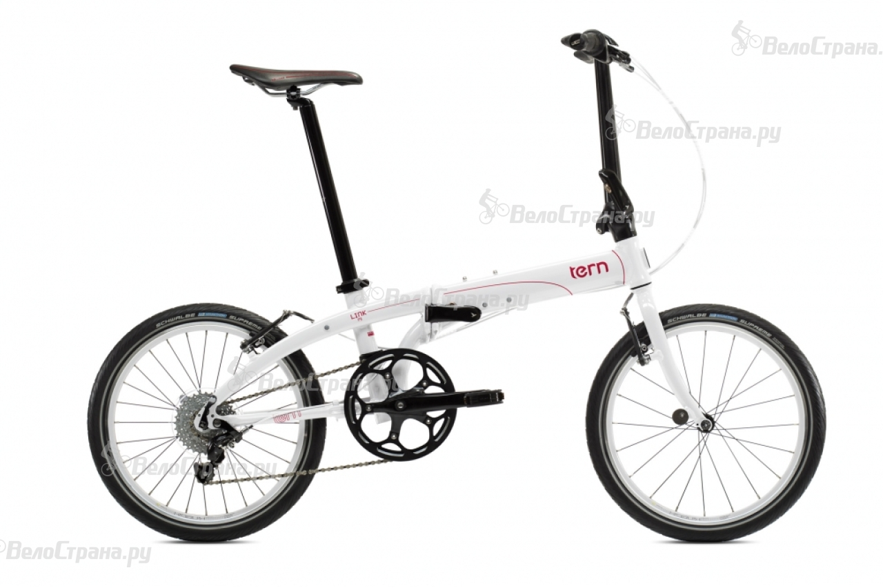 Велосипед Tern Link P9 (2013) велосипед tern node d16 2015