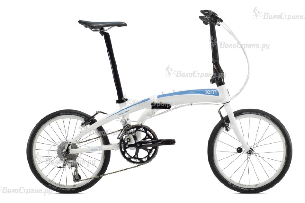 Велосипед Tern Verge P18 (2013) велосипед tern node d16 2015