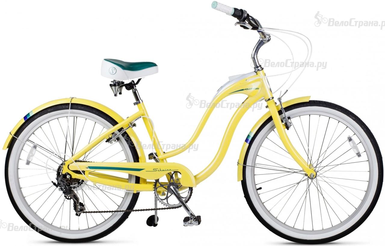 Велосипед Schwinn Hollywood (2015) велосипед schwinn town
