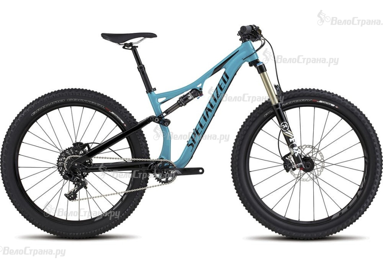 Велосипед Specialized Rhyme FSR Comp 6Fattie (2016) велосипед specialized fuse comp 6fattie 2016