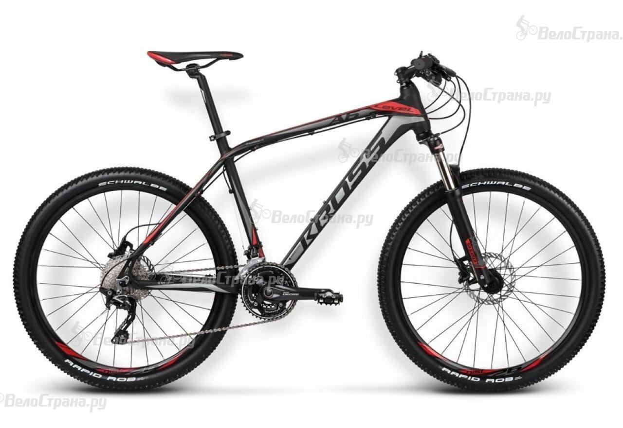 Велосипед Kross LEVEL A6 (2015) велосипед kross level a6 2013