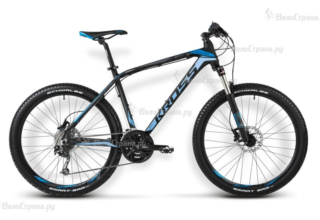 Велосипед Kross LEVEL A4 (2015)