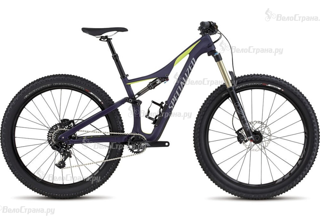 Велосипед Specialized Rhyme FSR Comp Carbon 6Fattie (2016)