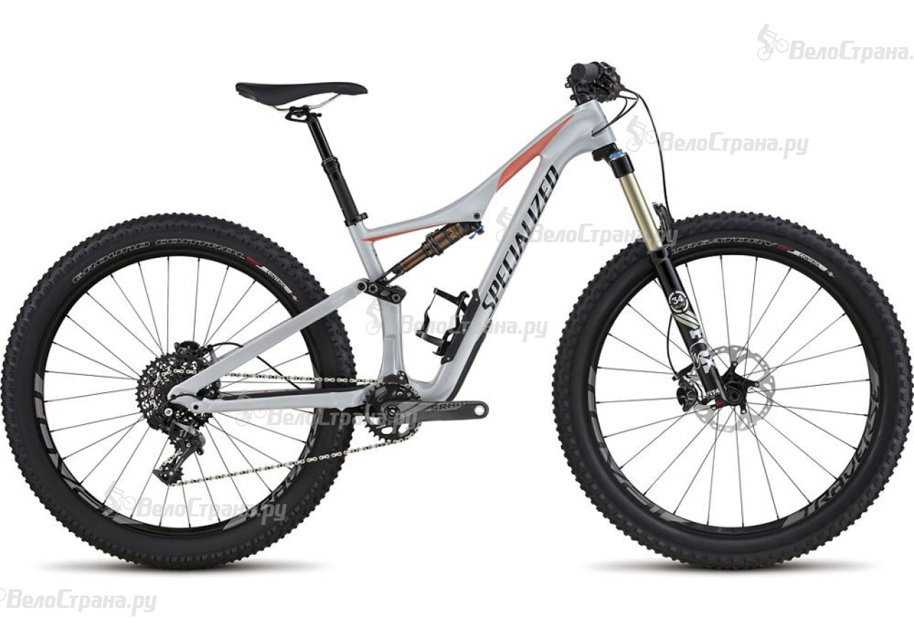Велосипед Specialized Rhyme FSR Expert Carbon 6Fattie (2016) велосипед specialized fuse comp 6fattie 2016