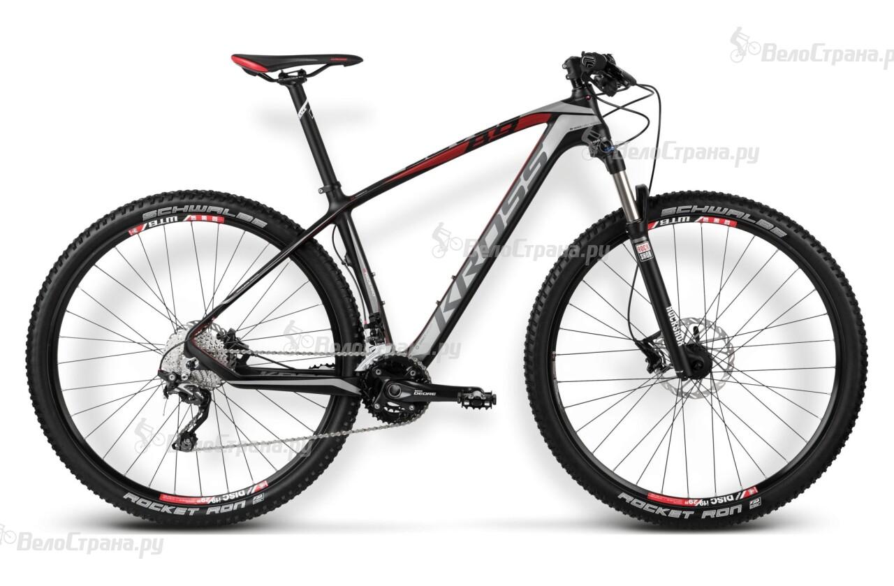 Велосипед Kross LEVEL B9 (2015) велосипед kross level b9 29er 2013