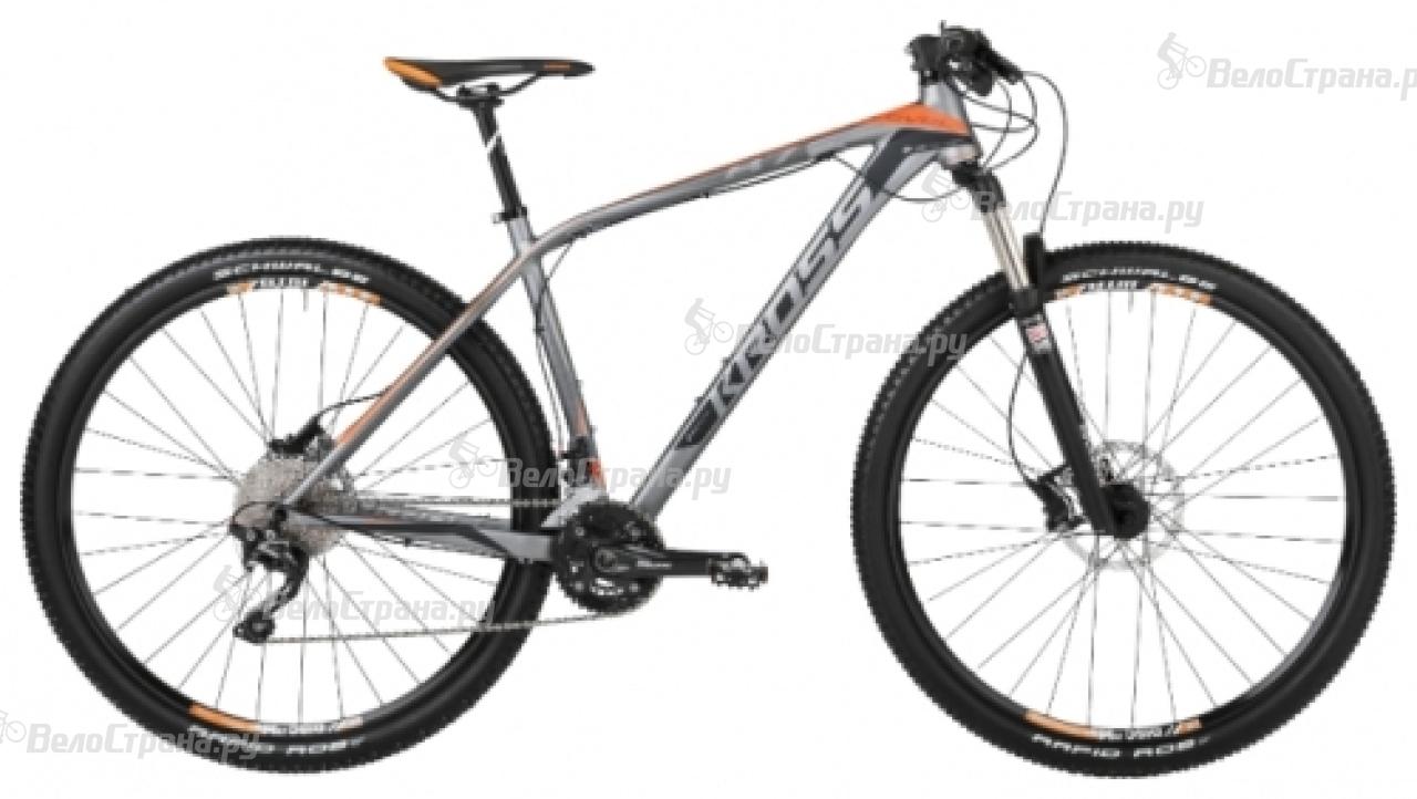 Велосипед Kross LEVEL B7 (2015) велосипед kross level b7 2015