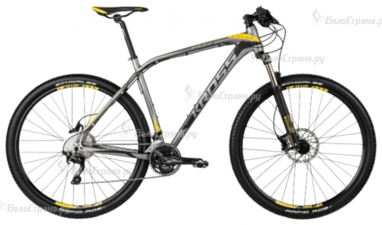купить Велосипед Kross LEVEL B6 (2015) недорого
