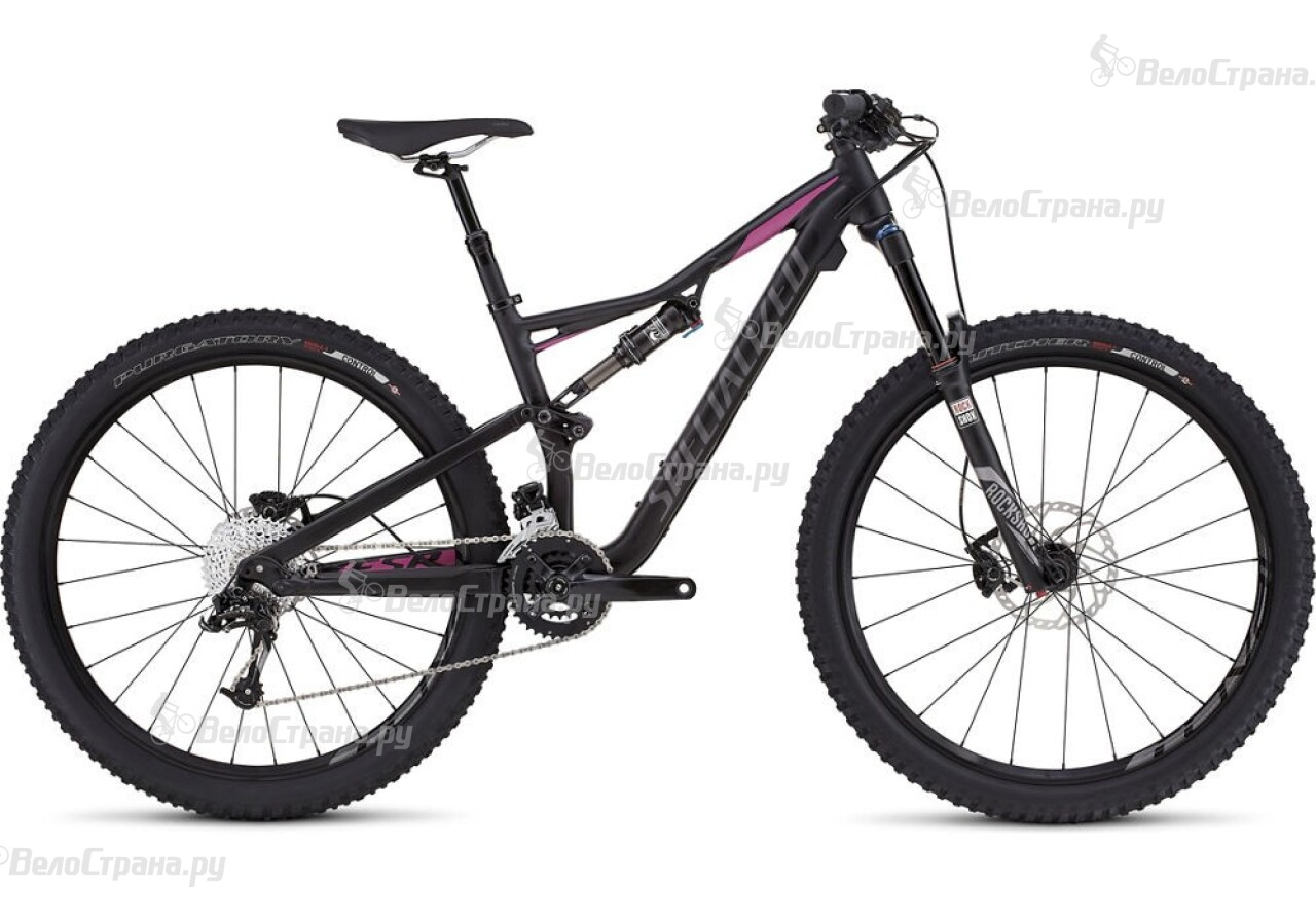 Велосипед Specialized Rhyme FSR Comp 650B (2016)