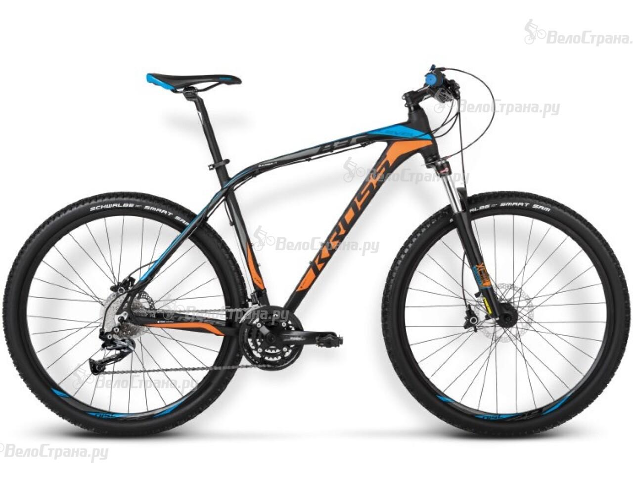 Велосипед Kross LEVEL B3 (2015) велосипед kross level b7 2015