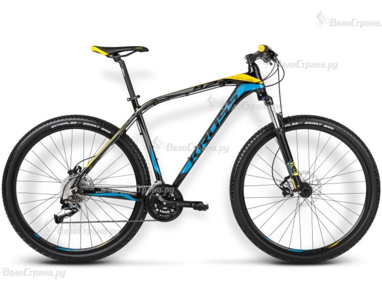 Велосипед Kross LEVEL B2 (2015) велосипед kross level b8 2015