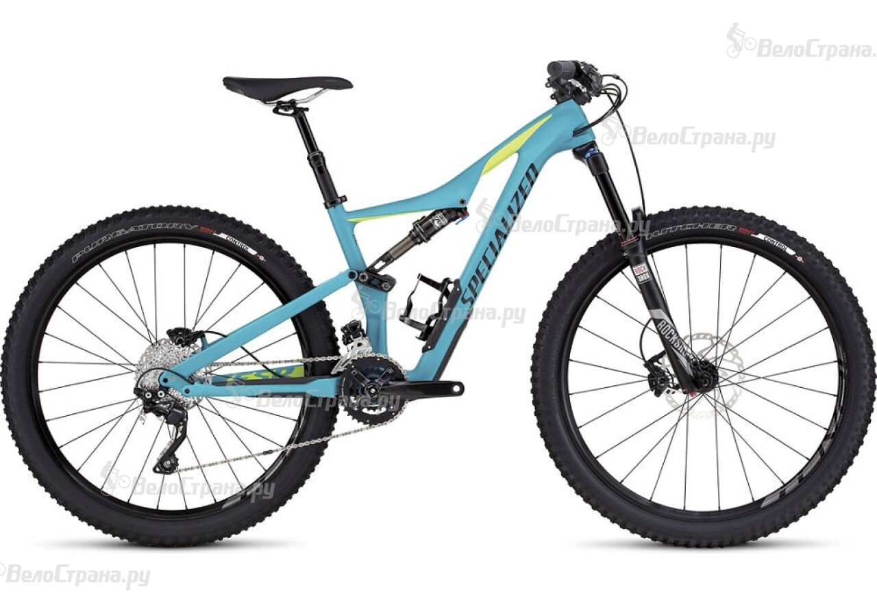 Велосипед Specialized Rhyme FSR Comp Carbon 650B (2016)