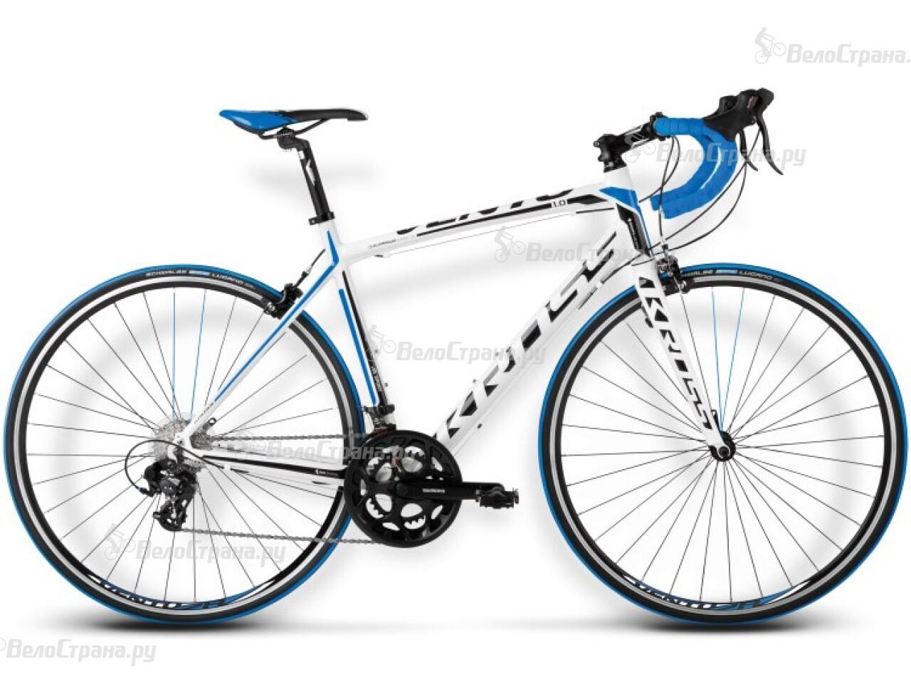 Велосипед Kross VENTO 1.0 (2015) цена и фото