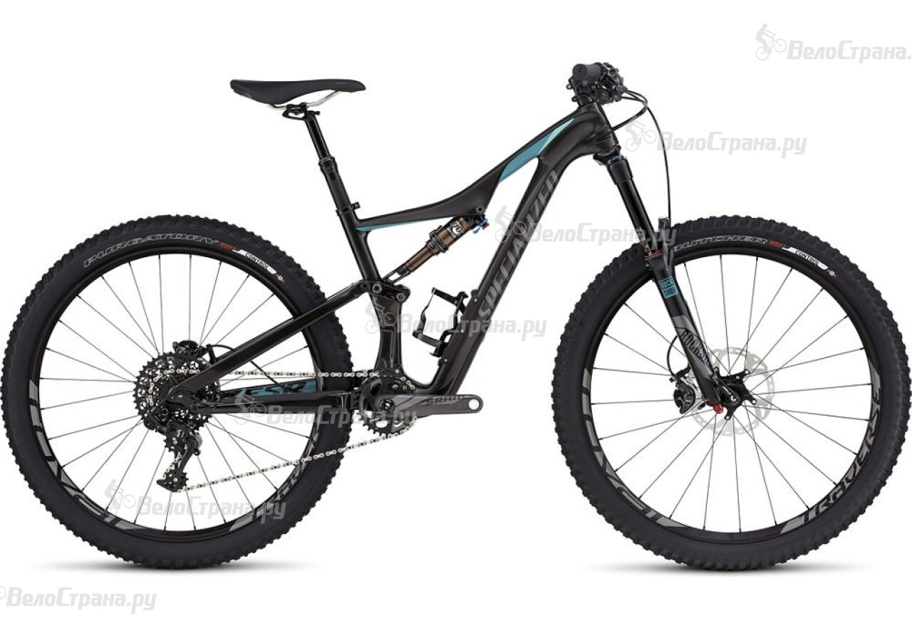 Велосипед Specialized Rhyme FSR Expert Carbon 650B (2016)