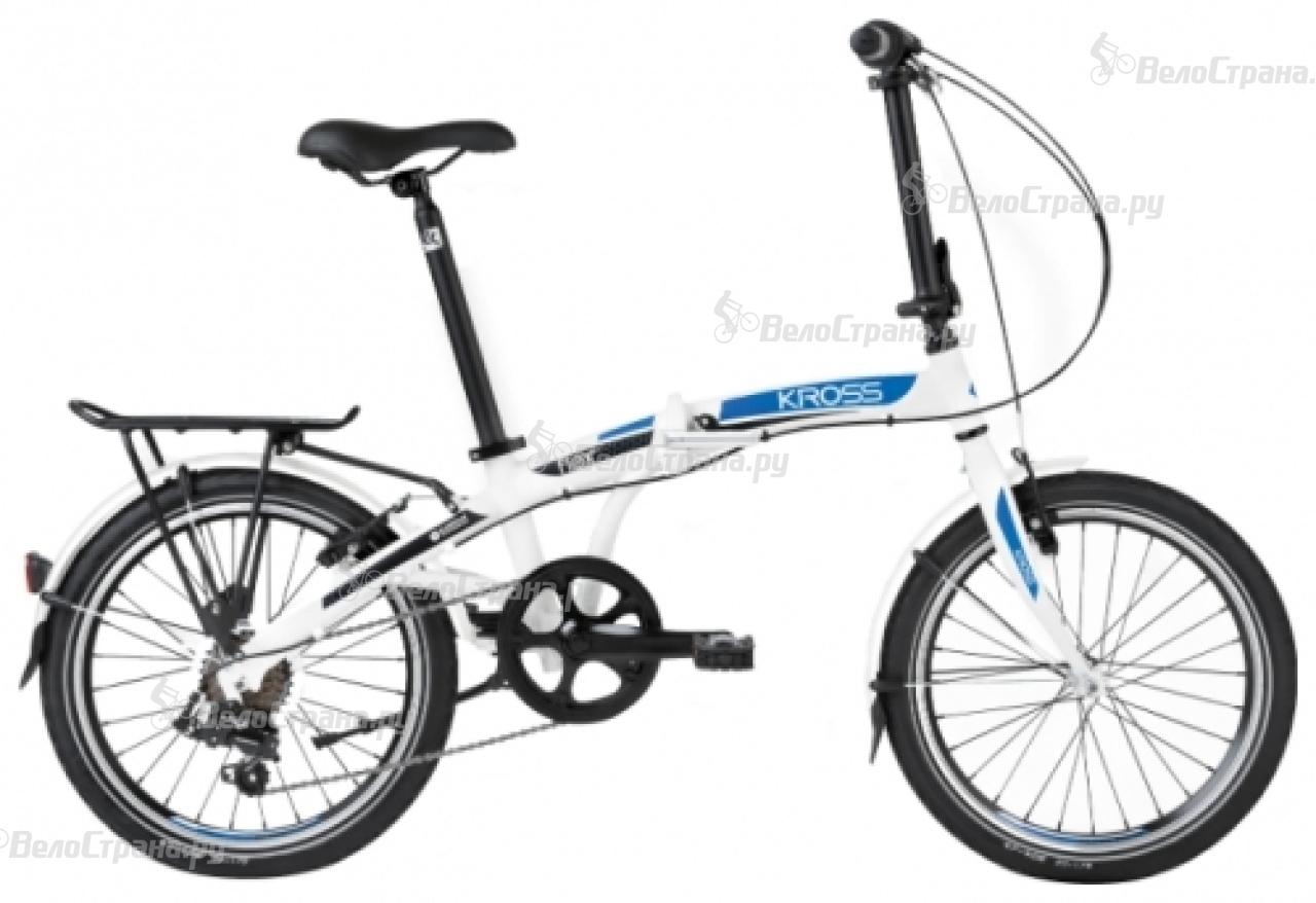 Велосипед Kross FLEX 2.0 (2015) велосипед kross flex 2 0 2015