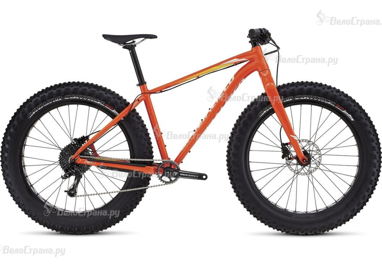 Велосипед Specialized Fatboy Comp (2016)