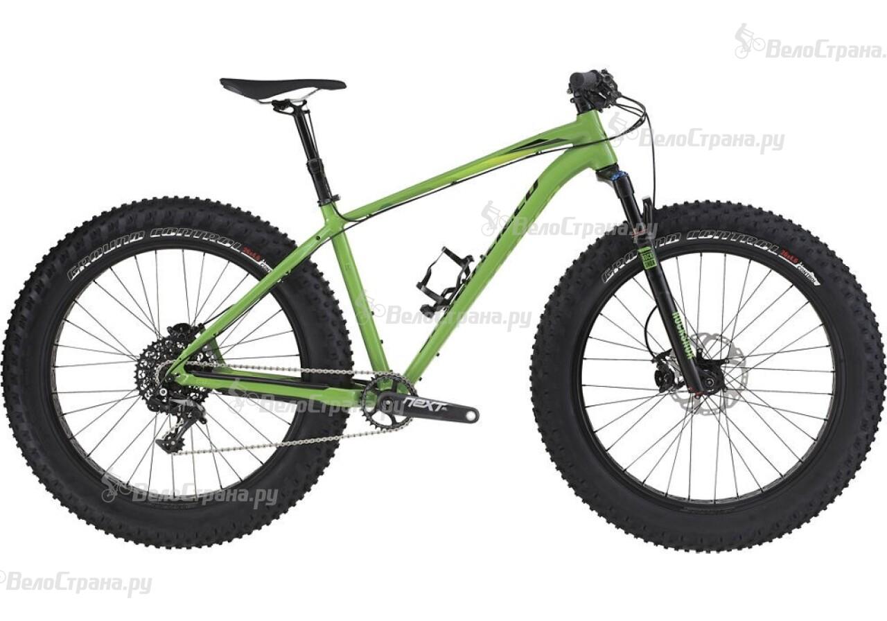 Велосипед Specialized Fatboy Pro Trail (2016)