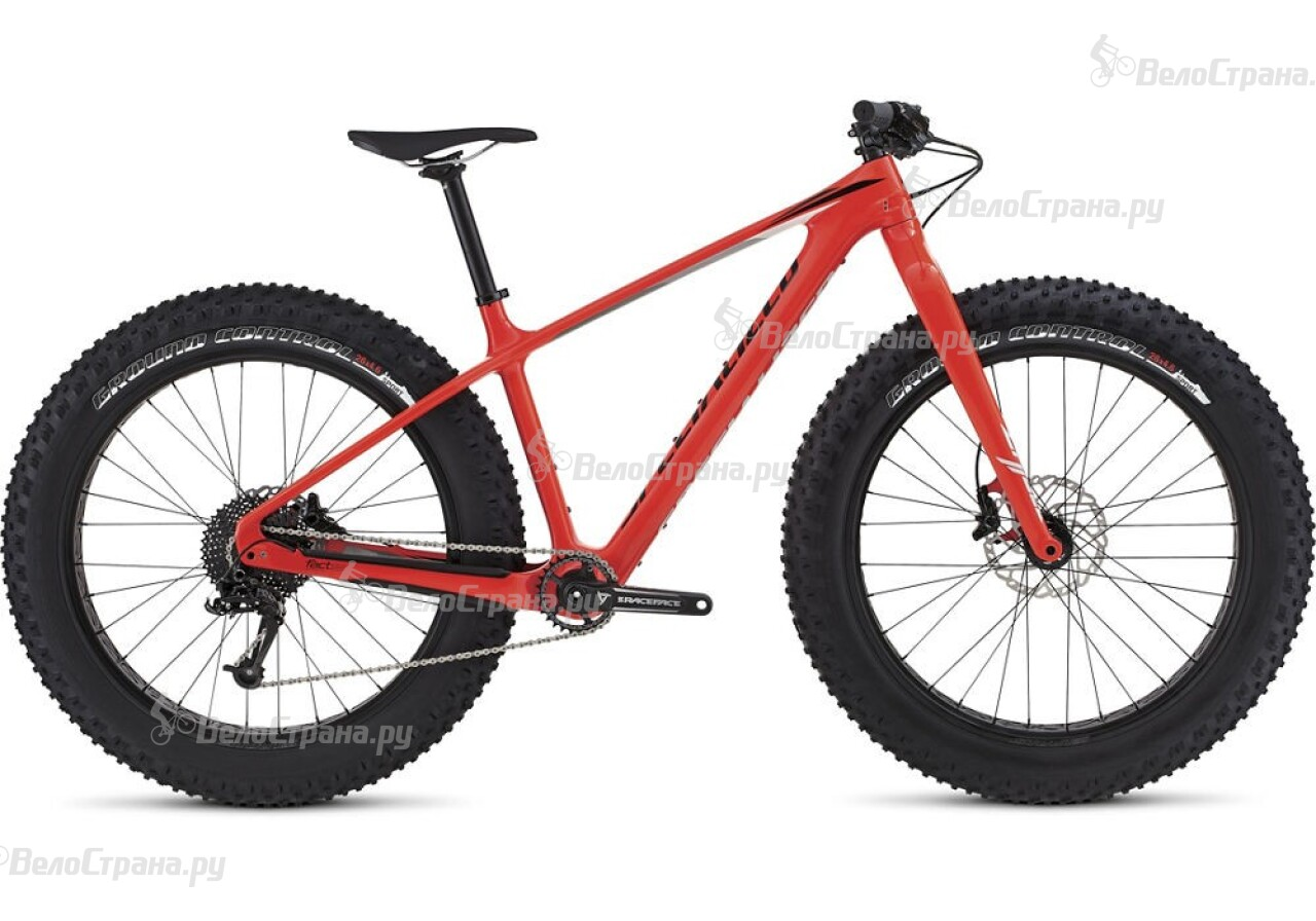 Велосипед Specialized Fatboy Comp Carbon (2016)