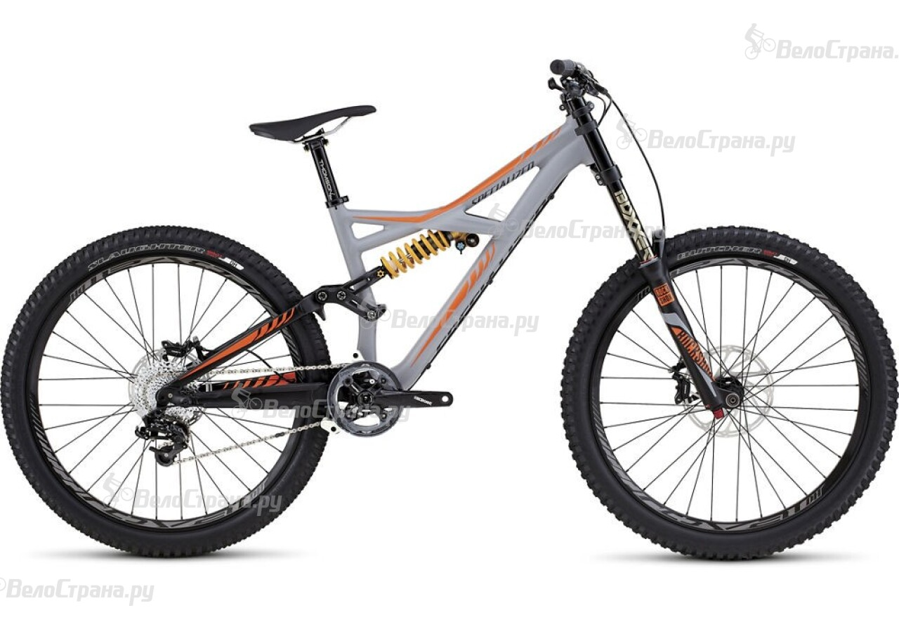 Велосипед Specialized Enduro Expert Evo 650B (2016)