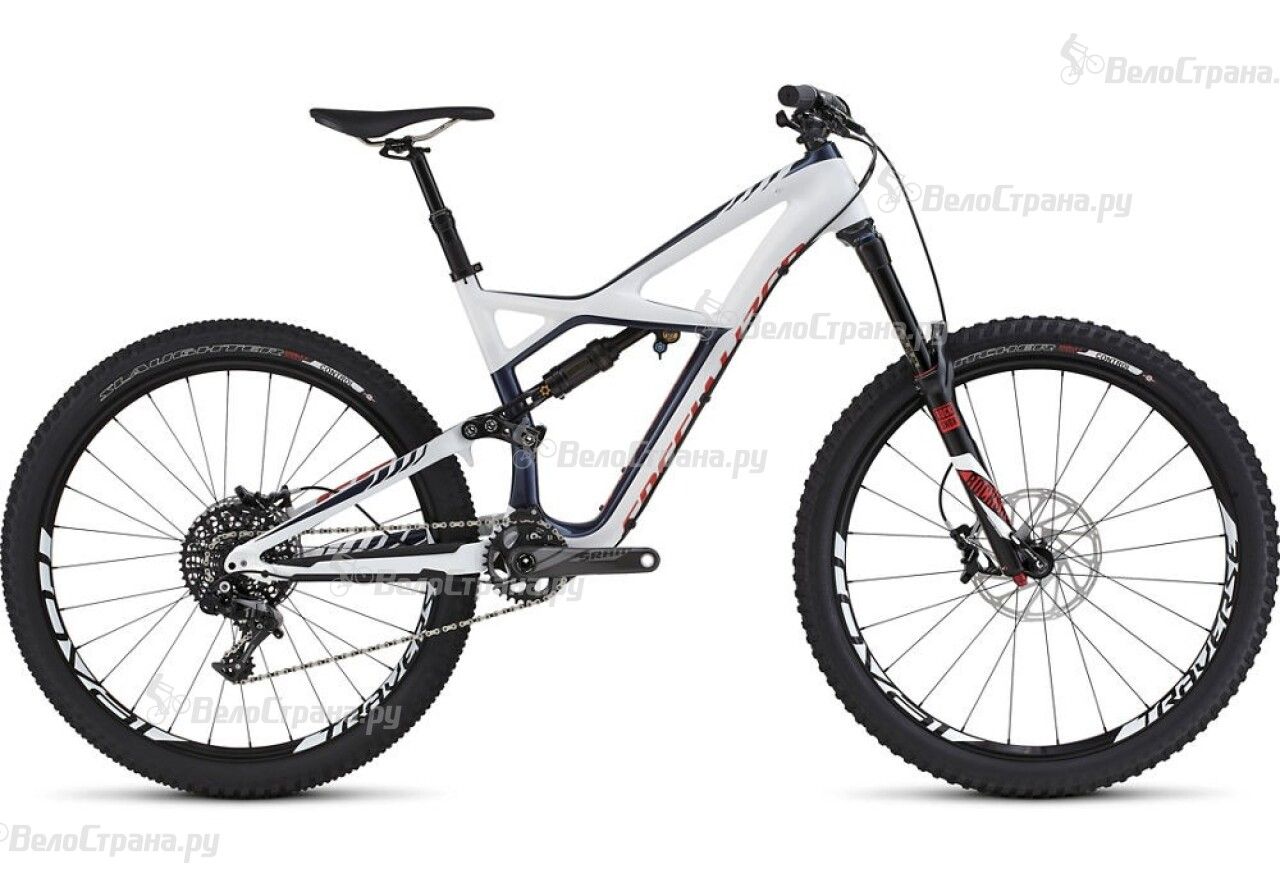 Велосипед Specialized Enduro Expert Carbon 650B (2016)