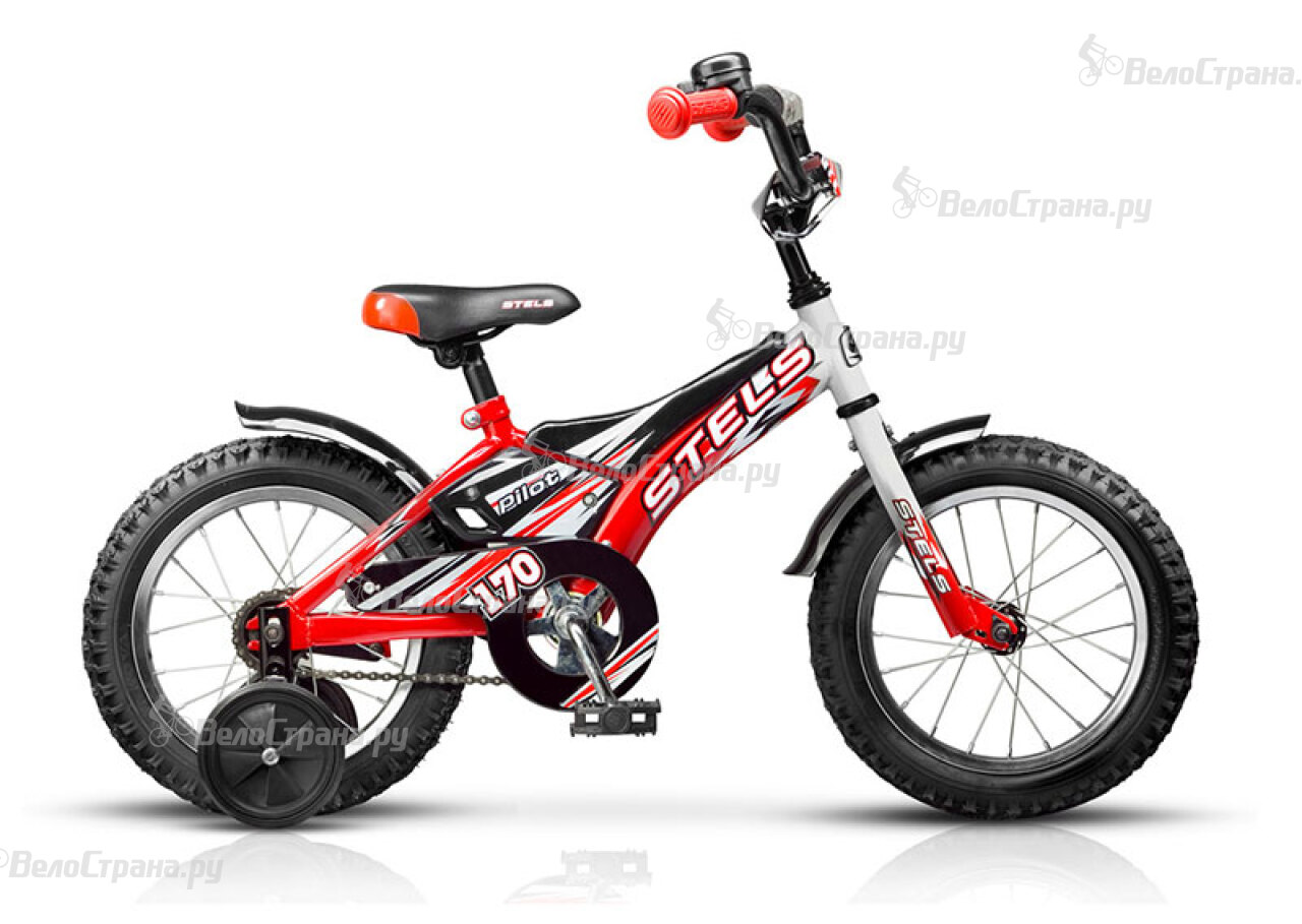 Велосипед Stels Pilot 170 14 (2013) велосипед stels navigator 310 2016