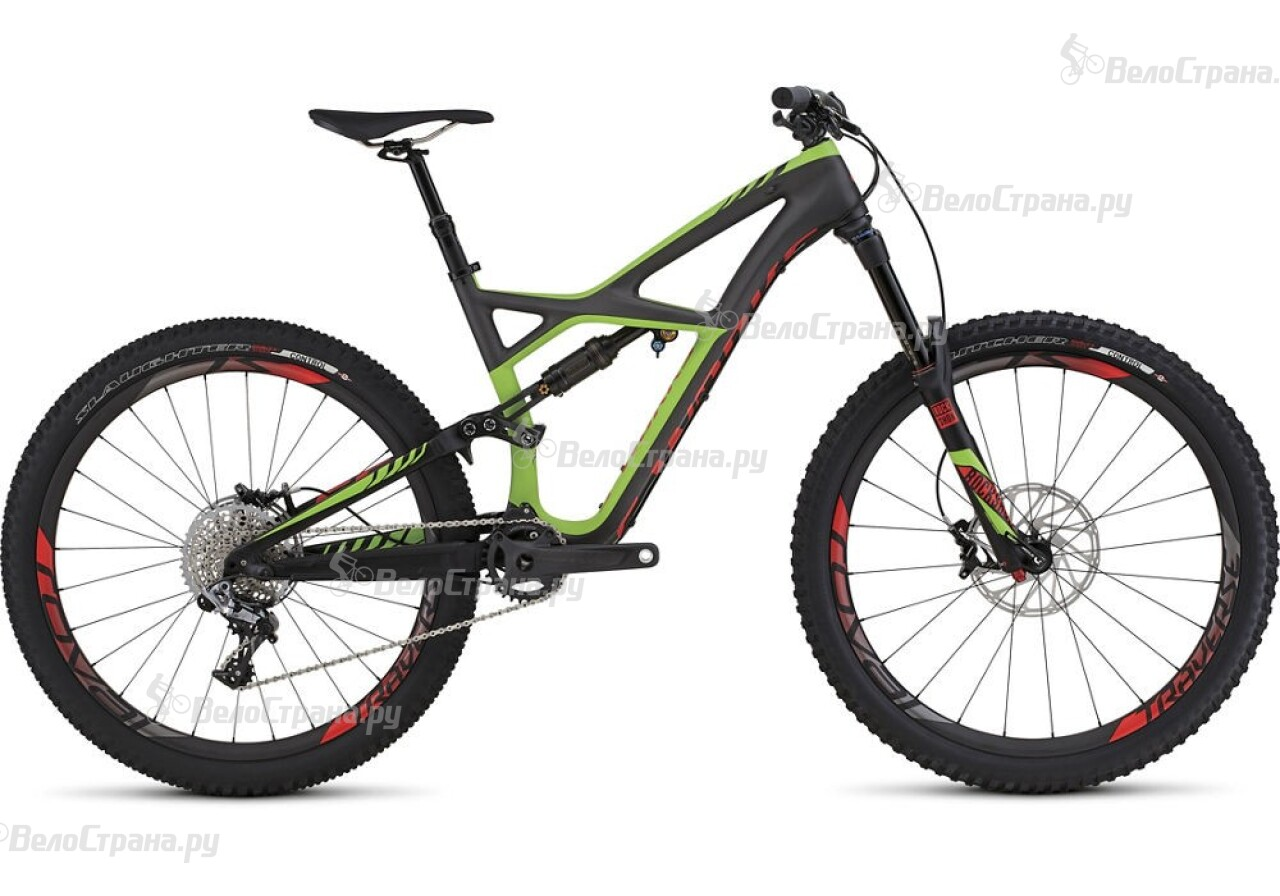 Велосипед Specialized S-Works Enduro 650B (2016)
