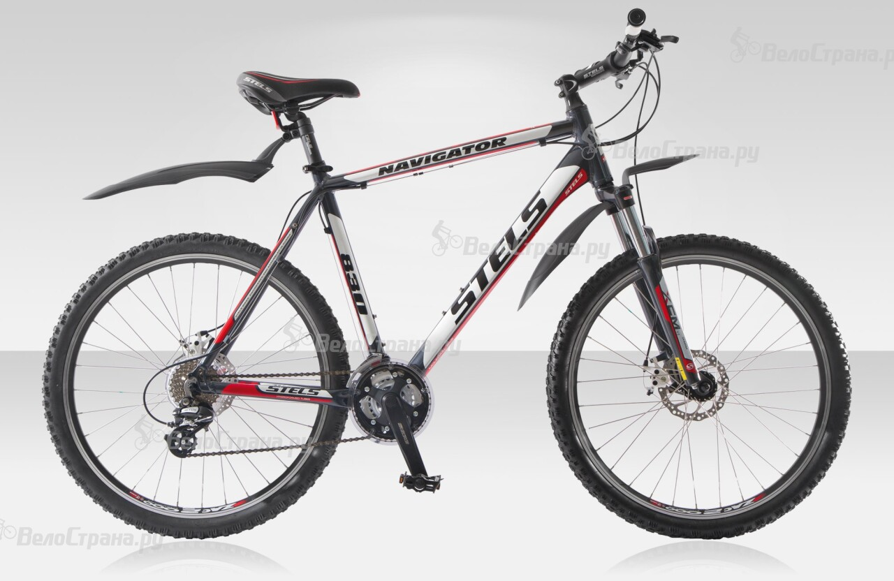 Велосипед Stels Navigator 830 Disc (2013) велосипед stels navigator 150 3sp 2016