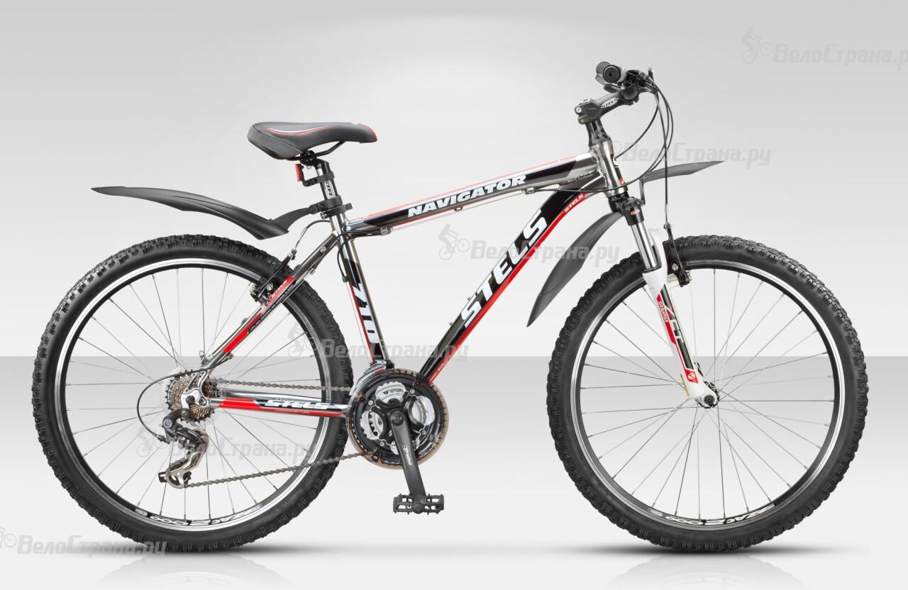 Велосипед Stels Navigator 710 (2013) велосипед stels navigator 380 2016