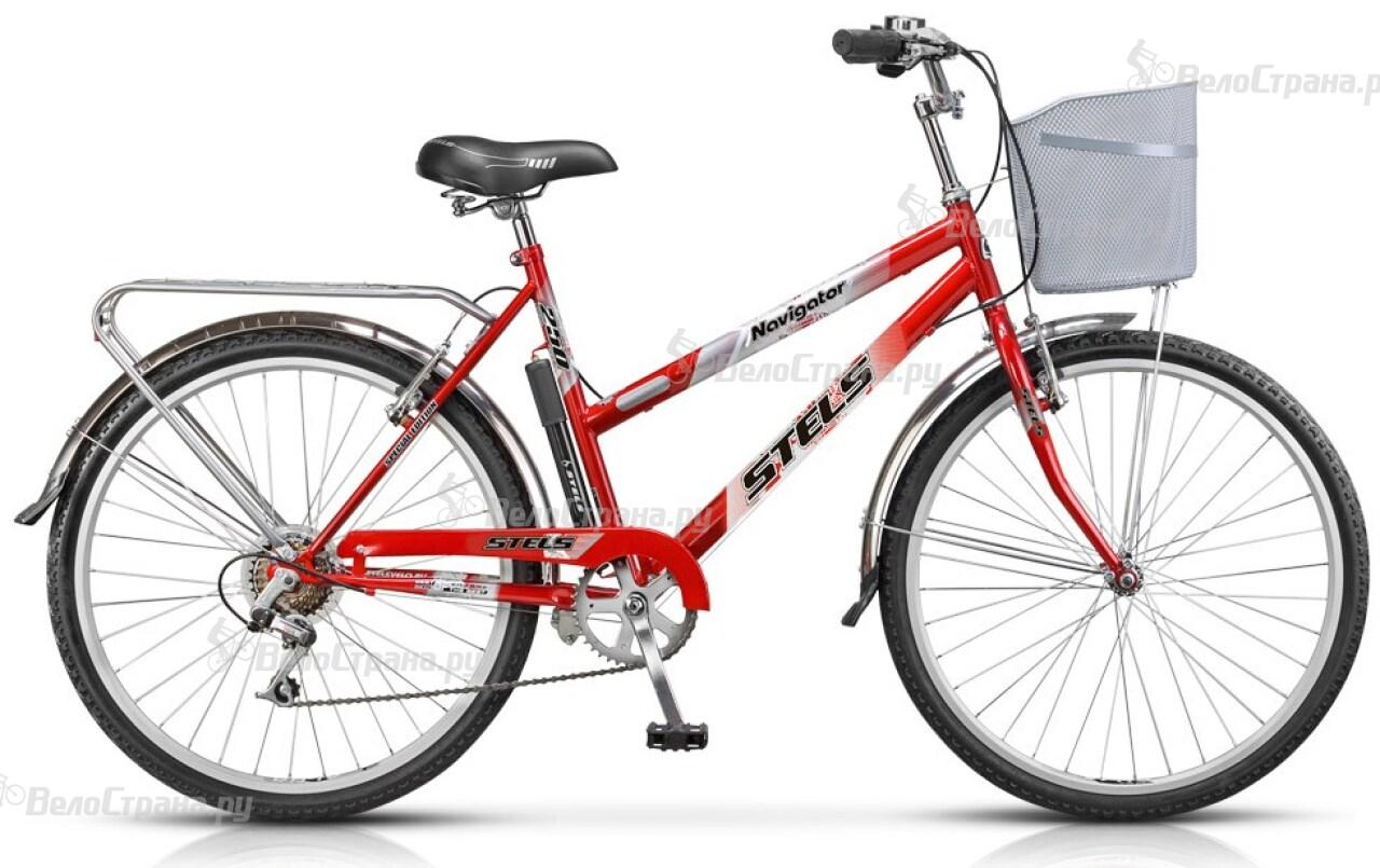 Велосипед Stels Navigator 250 Lady (2013) велосипед stels navigator 380 2016