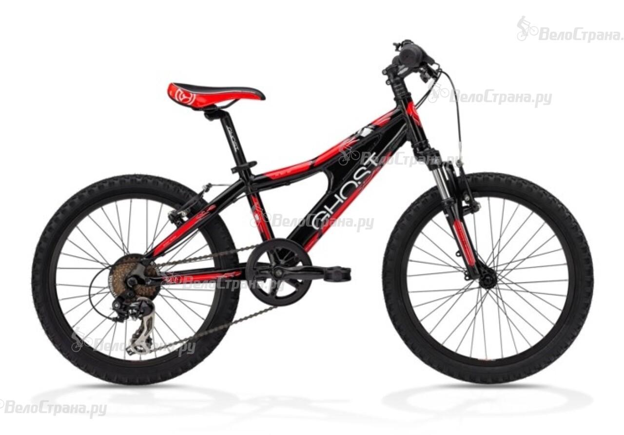 Велосипед Ghost Powerkid 20 Boy (2013) велосипед ghost powerkid 16 girl 2013