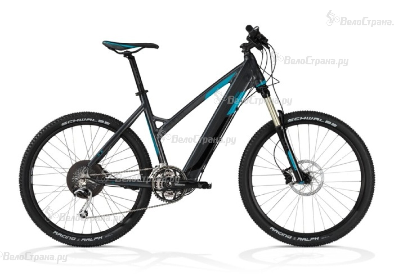 E-Hybride Trail 4000 Lady (2013)
