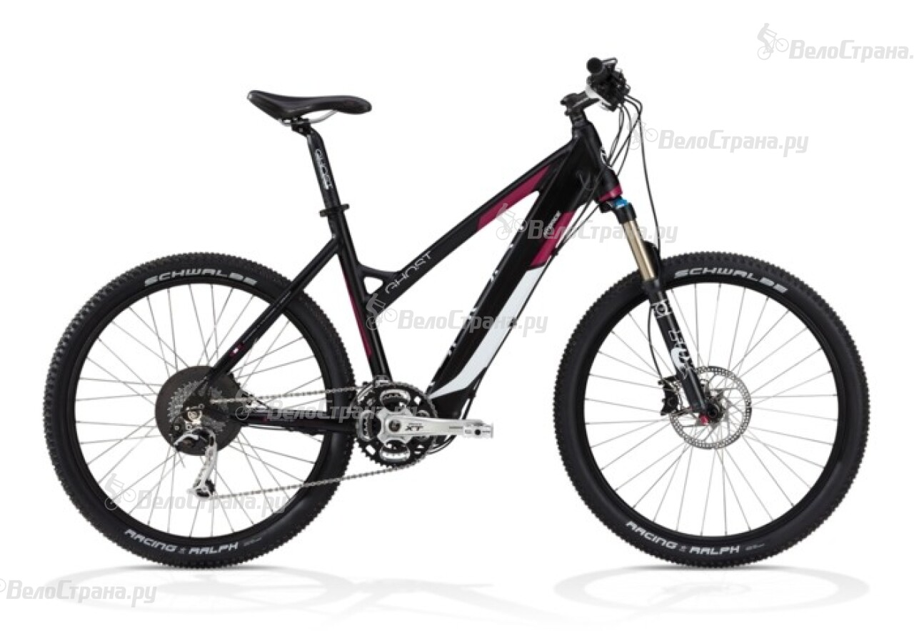E-Hybride Trail 9000 Lady (2013)