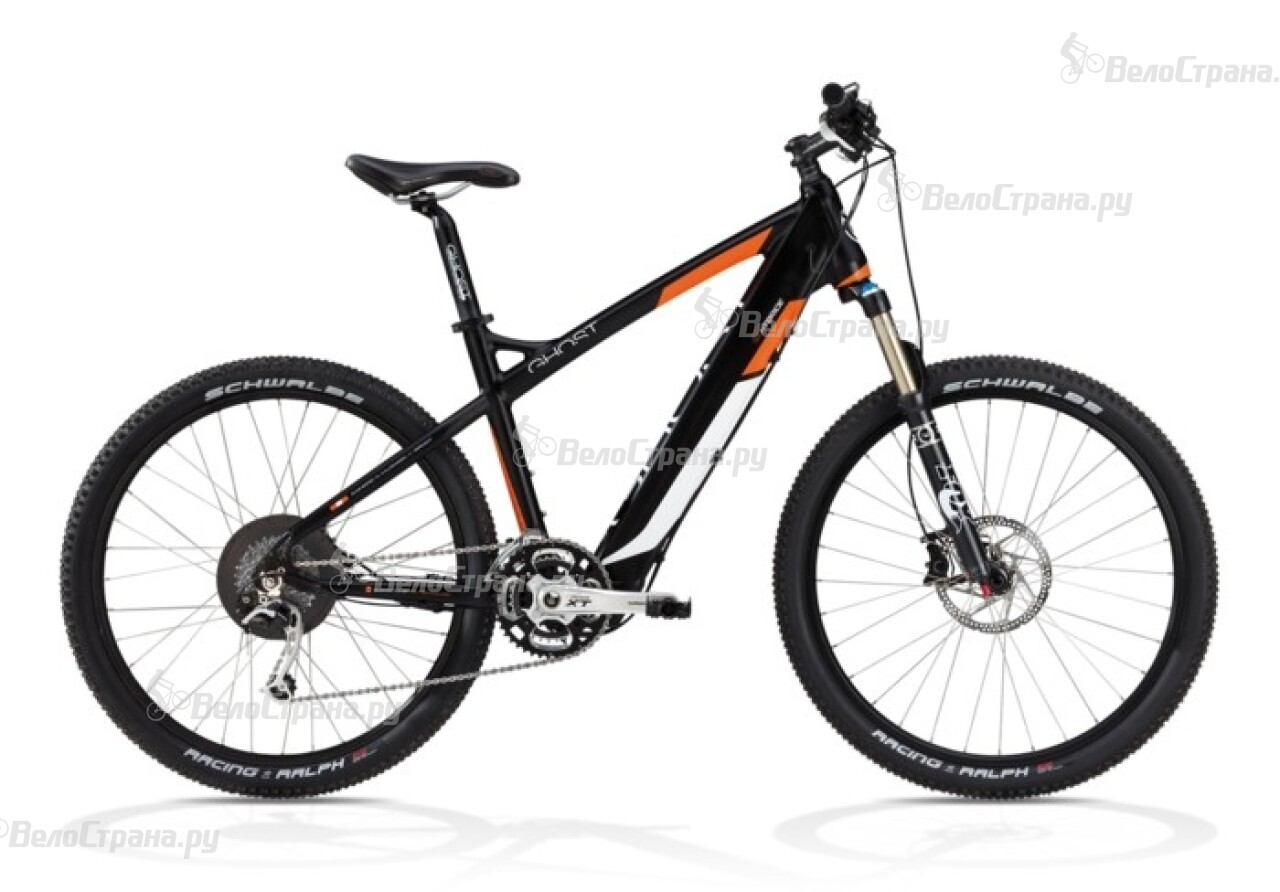 Велосипед Ghost E-Hybride Trail 9000 (2013) велосипед ghost powerkiddy 12 2013