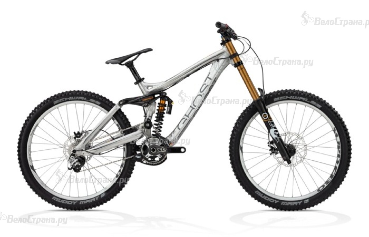 Велосипед Ghost DH 9000 (2013) fit dh 853c