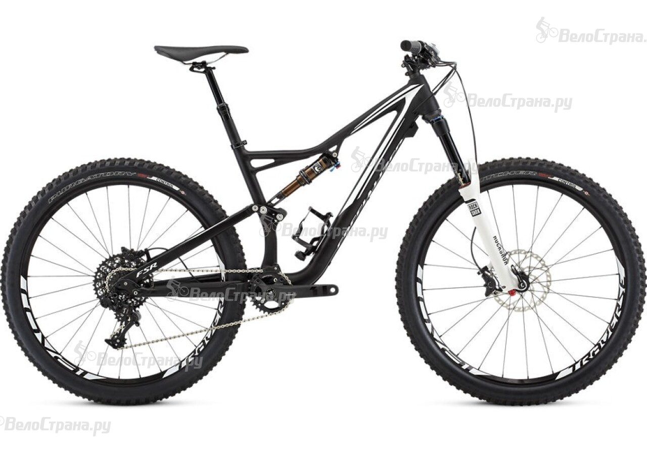 Велосипед Specialized Stumpjumper Fsr Elite 650B (2016)