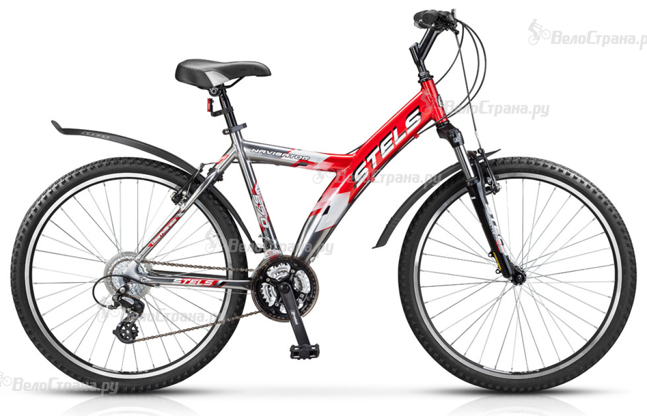 Велосипед Stels Navigator 570 (2013) велосипед stels navigator 290 2013