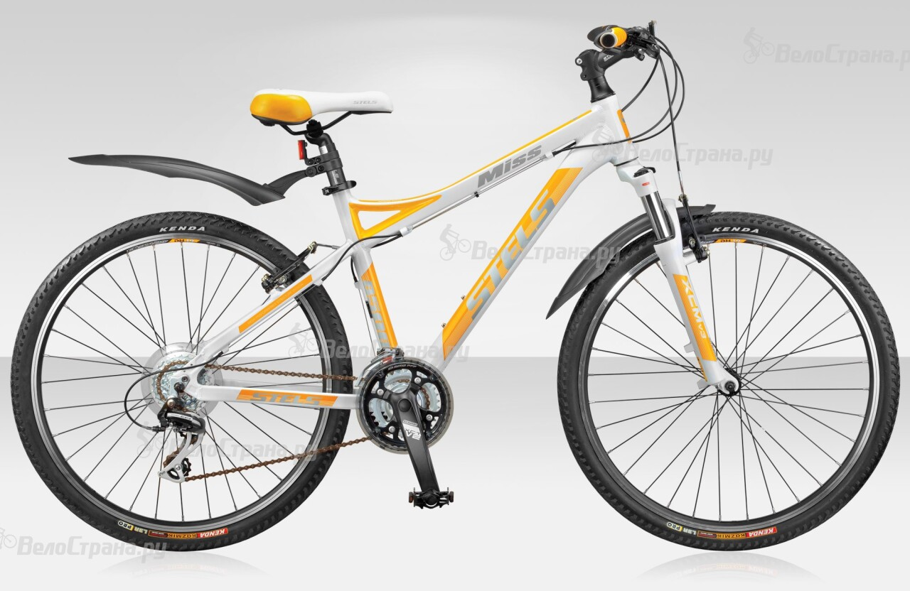 Велосипед Stels Miss 8500 (2013) велосипед stels miss 7000 2015