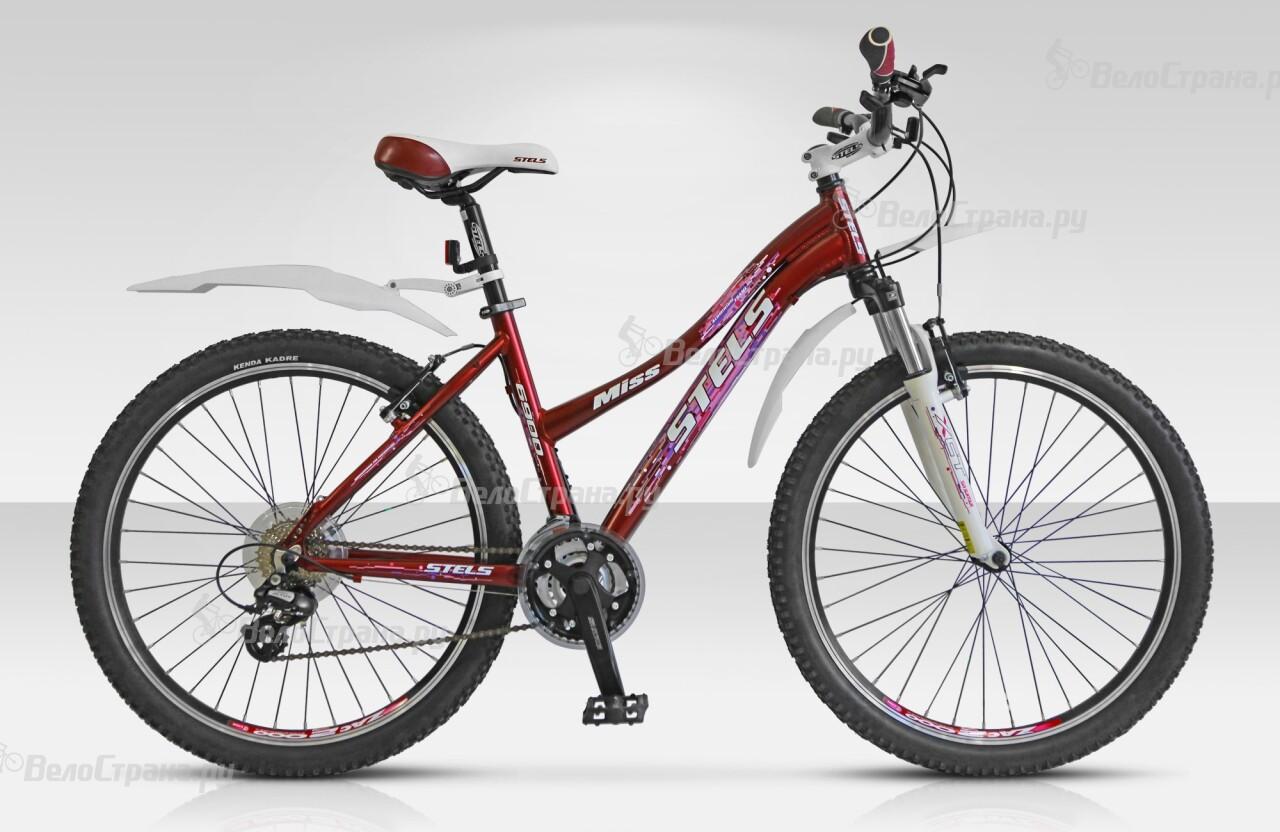 Велосипед Stels Miss 6900 (2013) велосипед stels miss 8900 disc 2013