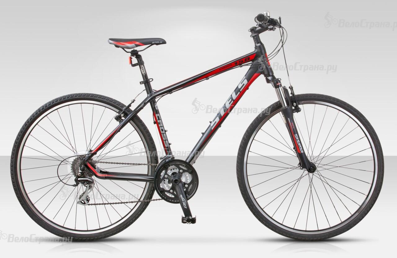 Велосипед Stels 700C Cross 150 (2013) велосипед stels navigator 150 3sp 2016