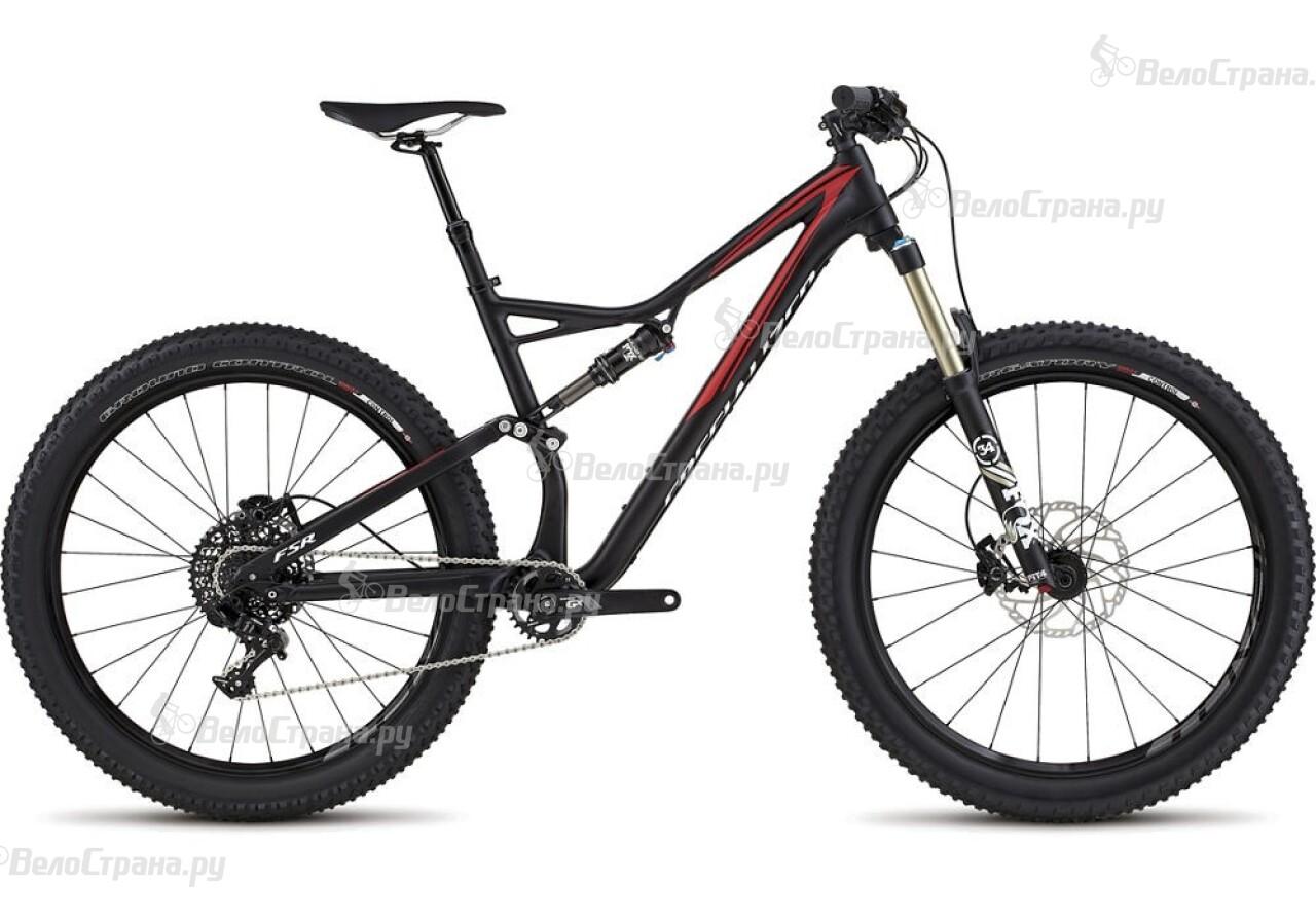 Велосипед Specialized Stumpjumper Fsr Comp Fatty (2016) велосипед specialized stumpjumper fsr comp evo 2013