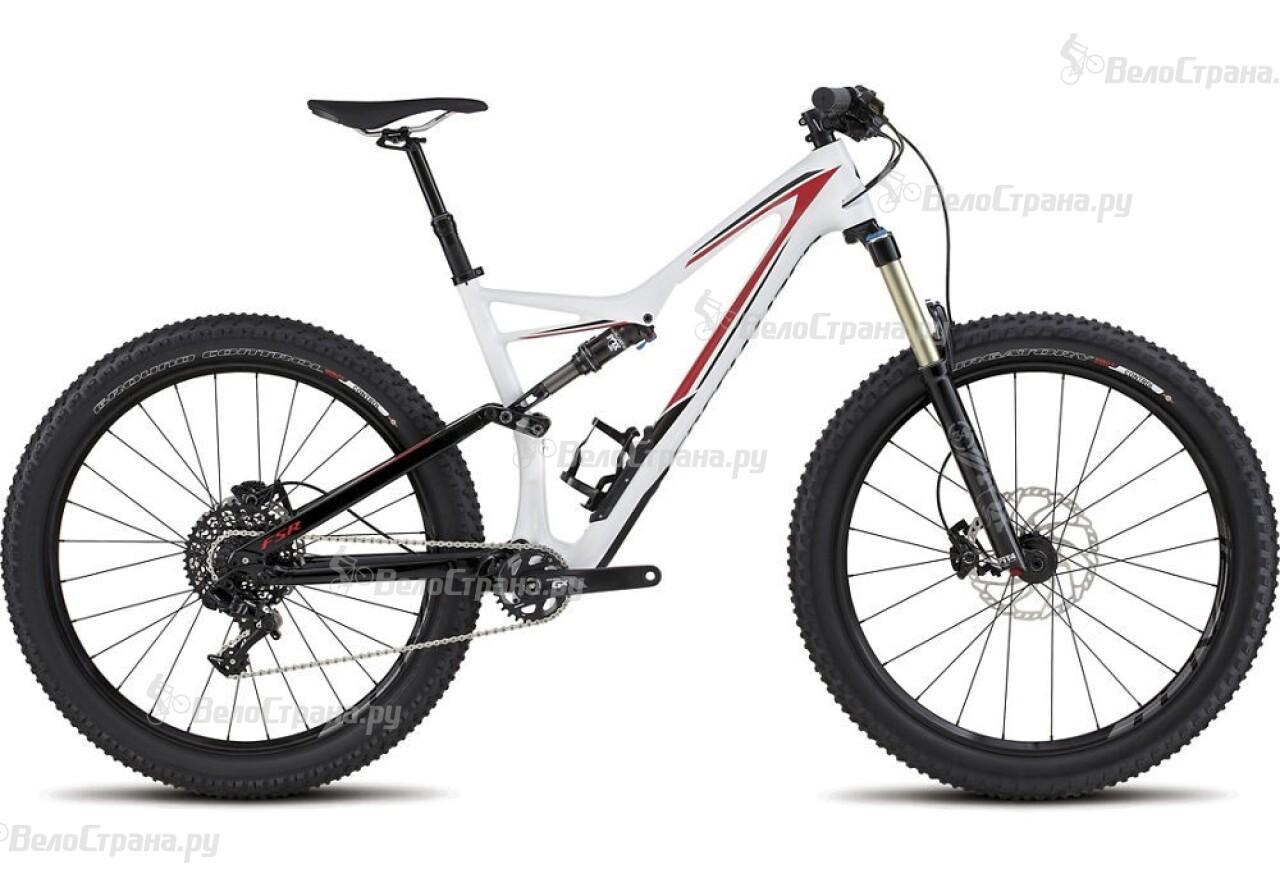 Велосипед Specialized Stumpjumper Fsr Comp Carbon Fatty (2016) велосипед specialized stumpjumper fsr comp evo 2013