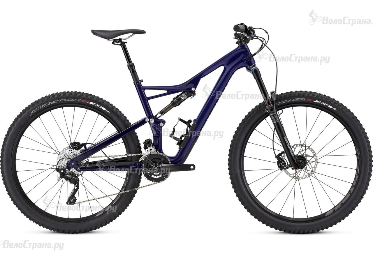 Велосипед Specialized Stumpjumper Fsr Comp Carbon 650B (2016)