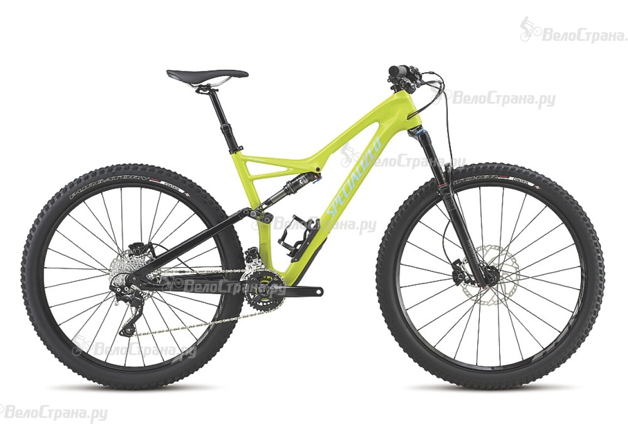 Велосипед Specialized Stumpjumper Fsr Comp Carbon 29 (2016) hamlet