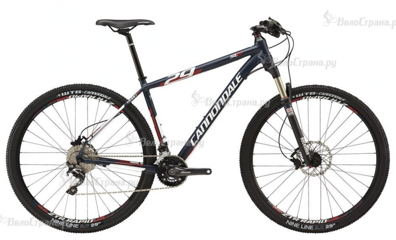 Велосипед Cannondale TRAIL SL 29ER 2 (2015)