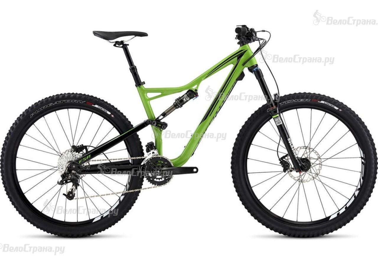 Велосипед Specialized Stumpjumper Fsr Comp 650B (2016) велосипед specialized stumpjumper fsr comp evo 2013