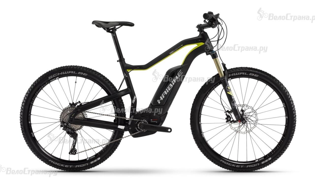 Велосипед Haibike XDURO HardSeven Carbon PRO (2016) велосипед haibike xduro nduro pro 2016