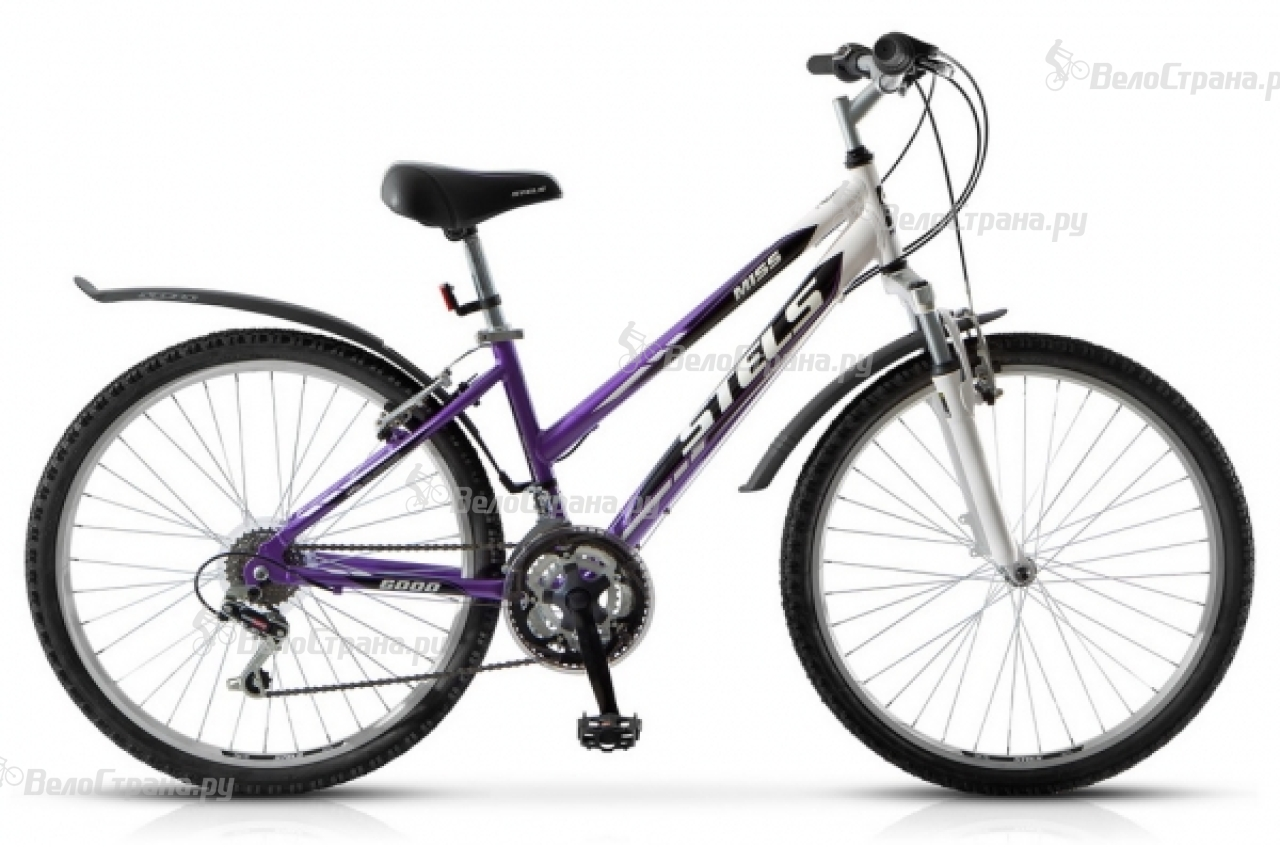 Велосипед Stels Miss 6000 (2013) велосипед stels miss 8900 2013