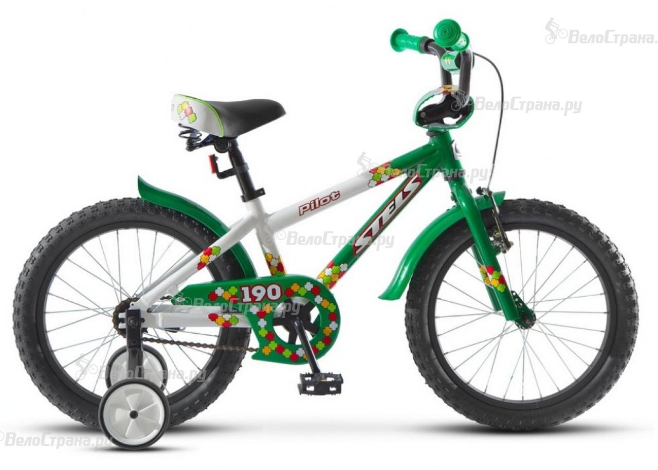 Велосипед Stels Pilot 190 18 (2013) велосипед stels pilot 190 18 2015