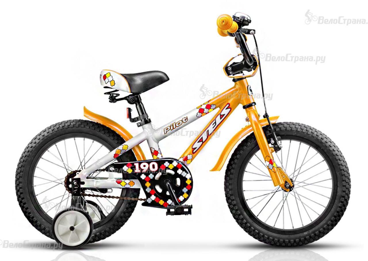 Велосипед Stels Pilot 190 16 (2013) велосипед stels pilot 160 16 2013