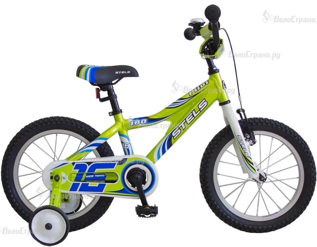 Велосипед Stels Pilot 180 16 (2013) велосипед stels pilot 160 16 2013